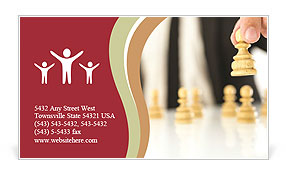 0000081956 Business Card Template