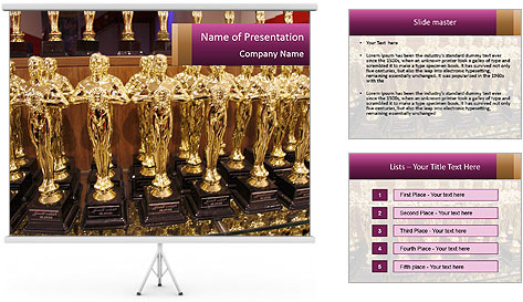 0000081958 PowerPoint Template