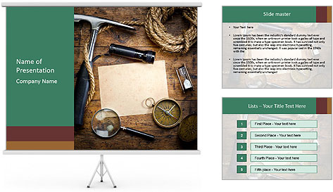 0000081964 PowerPoint Template