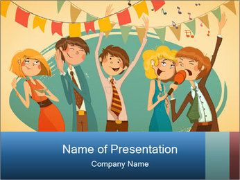 0000081971 PowerPoint Template - Slide 1