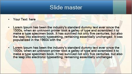 0000081971 PowerPoint Template - Slide 2