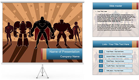 0000082000 PowerPoint Template