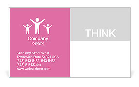 0000082003 Business Card Template