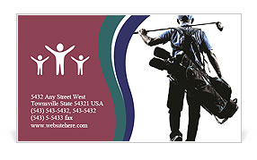 0000082005 Business Card Template