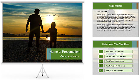 0000082006 PowerPoint Template