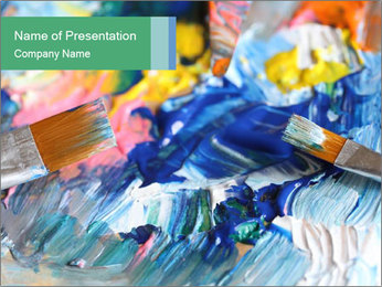 0000082009 PowerPoint Template - Slide 1