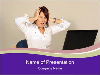 0000082010 PowerPoint Template - Slide 1
