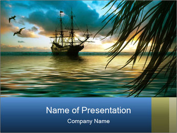 0000082013 PowerPoint Template - Slide 1