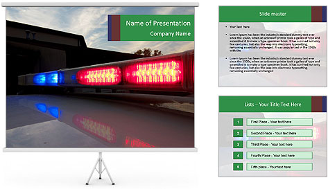 0000082016 PowerPoint Template