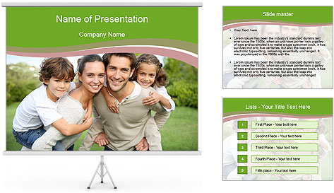 0000082017 PowerPoint Template