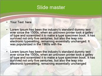 0000082017 PowerPoint Template - Slide 2