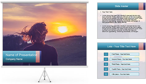 0000082018 PowerPoint Template