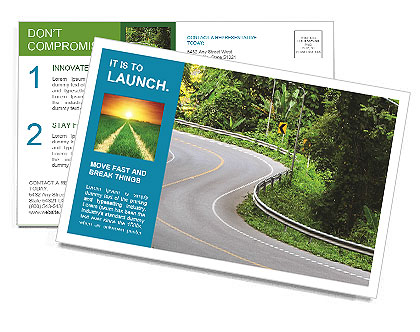 0000082020 Postcard Template