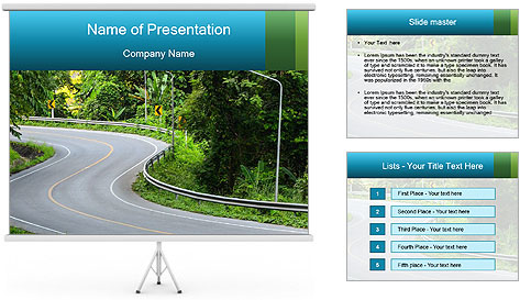 0000082020 PowerPoint Template