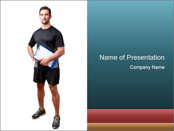 0000082025 PowerPoint Template - Slide 1