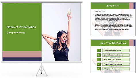 0000082031 PowerPoint Template