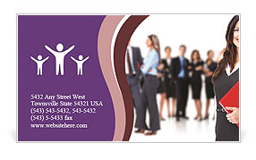 0000082032 Business Card Template