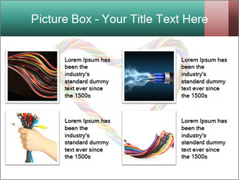 0000082034 PowerPoint Template - Slide 14