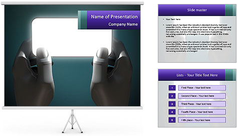 0000082050 PowerPoint Template