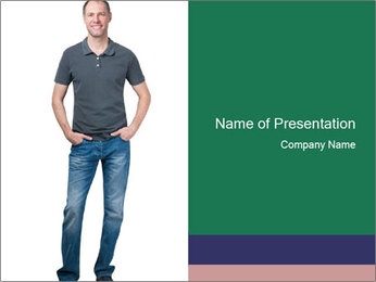 0000082056 PowerPoint Template - Slide 1