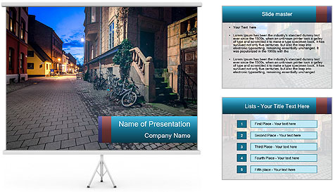 0000082085 PowerPoint Template