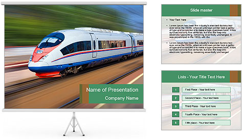 0000082092 PowerPoint Template
