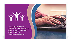 0000082093 Business Card Template