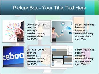 0000082100 PowerPoint Template - Slide 14