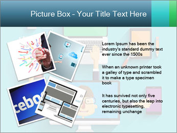 0000082100 PowerPoint Template - Slide 23