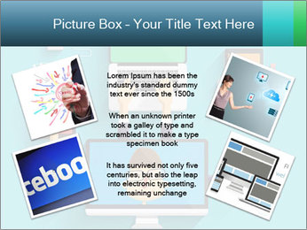 0000082100 PowerPoint Template - Slide 24
