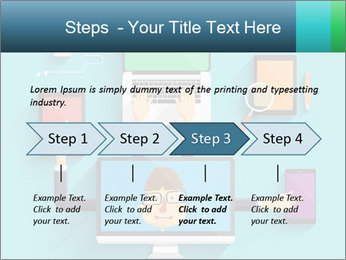 0000082100 PowerPoint Template - Slide 4