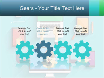 0000082100 PowerPoint Template - Slide 48
