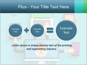 0000082100 PowerPoint Template - Slide 75