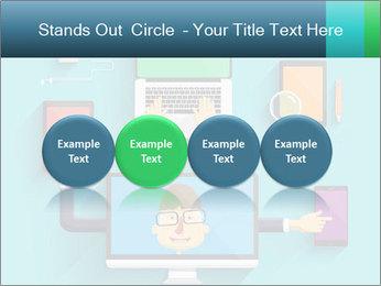 0000082100 PowerPoint Templates - Slide 76