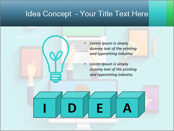 0000082100 PowerPoint Template - Slide 80