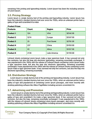 0000082101 Word Template - Page 9