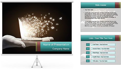 0000082110 PowerPoint Template
