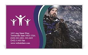 0000082114 Business Card Template