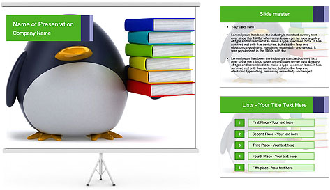 0000082118 PowerPoint Template