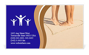 0000082119 Business Card Template