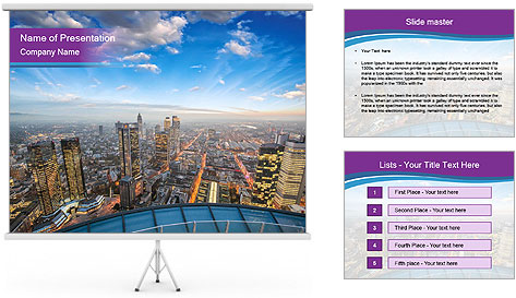 0000082125 PowerPoint Template