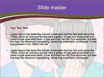 0000082131 PowerPoint Templates - Slide 2