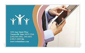0000082149 Business Card Template