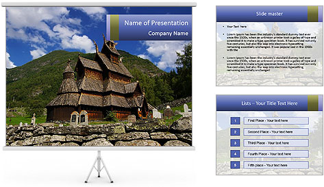 0000082155 PowerPoint Template