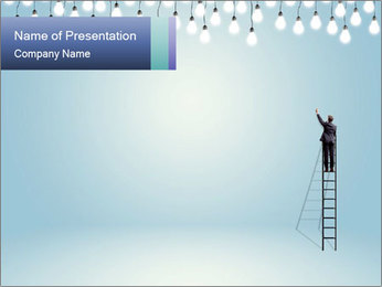 0000082156 PowerPoint Template - Slide 1