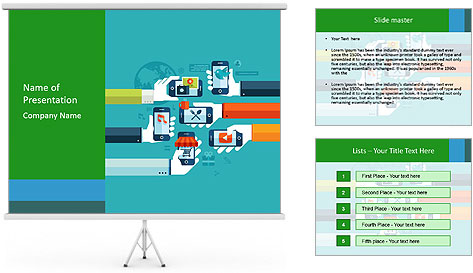 0000082157 PowerPoint Template