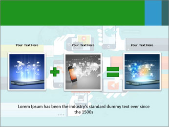 0000082157 PowerPoint Templates - Slide 22