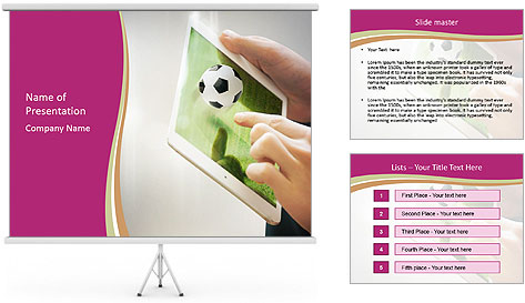 0000082164 PowerPoint Template