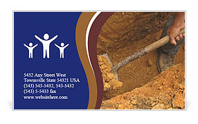 0000082165 Business Card Template