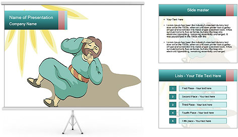 0000082169 PowerPoint Template